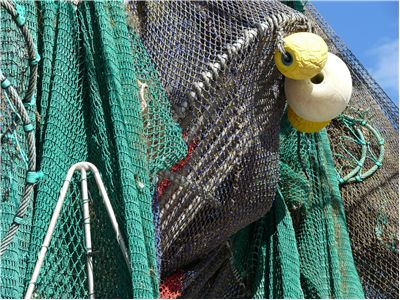 Picture Of Fishing Nets